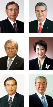 森田富治郎副代表幹事辞任に伴う...