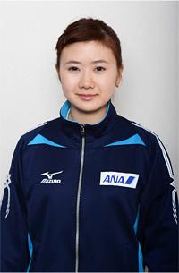 福原 愛 氏(ANA所属/卓球女子日本代表 ロンドンオリンピック銀メダリスト/「IPPO IPPO NIPPONプロジェクト」サポーター)